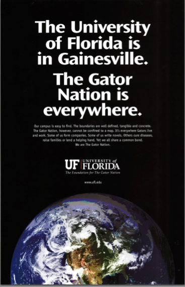 The Gator Nation is Everywhere